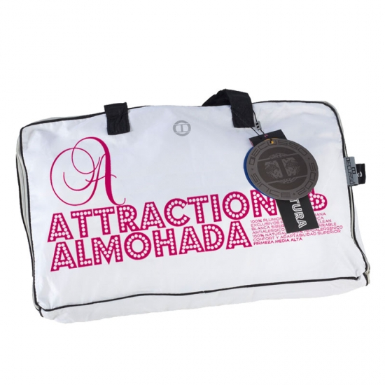 Almohada Attraction Bebe
